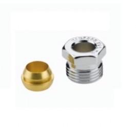Danfoss Klemmverbinder R 1/2 AG auf 15mm 013G4195