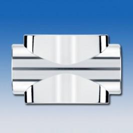 Heimeier Verkleidung für Multilux verchromt 385012553