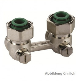 Buderus Hahnblock HBE 1/2'' x 3/4'' Eck 7738306641