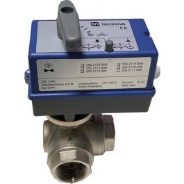 Bosch 3-Wegeventil 230V DN32, KVS-Wert 18 m3/h 7736701881