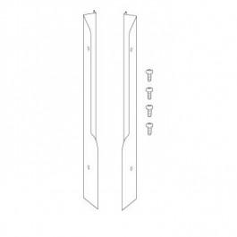 Bosch Abdeckblech seitlich links und rechts #7738112130