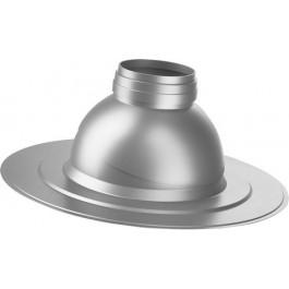 Bosch Flachdachflansch, 0-15 Grad, d:125, L: 120mm 7738112510