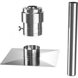 Bosch Schachtabdeckung Edelstahl d:60mm 7738112527