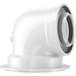 Bosch Adapter 87 Grad, d:60/100 mm, Prüfstutzen 7738112535