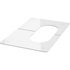 Bosch Abdeckblende, weiß, d:100 mm 7738112537