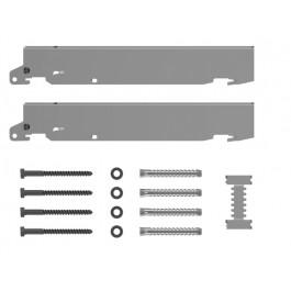Kermi Schnellmontage Konsolen Set BH 400mm ZB02660002