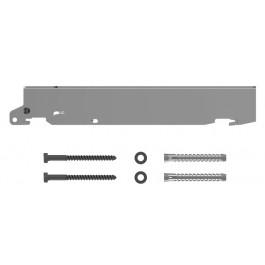 Kermi Schnellmontage Einzelkonsole BH 500mm ZB02670003