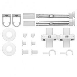Kermi Grundsortiment Bohrkonsolen-Set für Decor bis 1050 mm ZB02720001