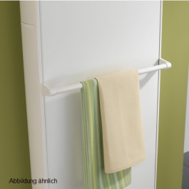 Kermi Handtuchhalter silber eloxiert ZC00700002
