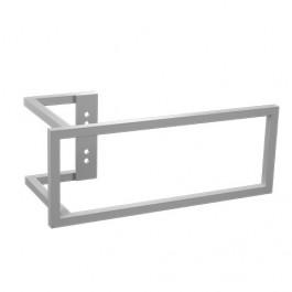 Kermi rechteckiger Bügel RAL9005 ZC01160003