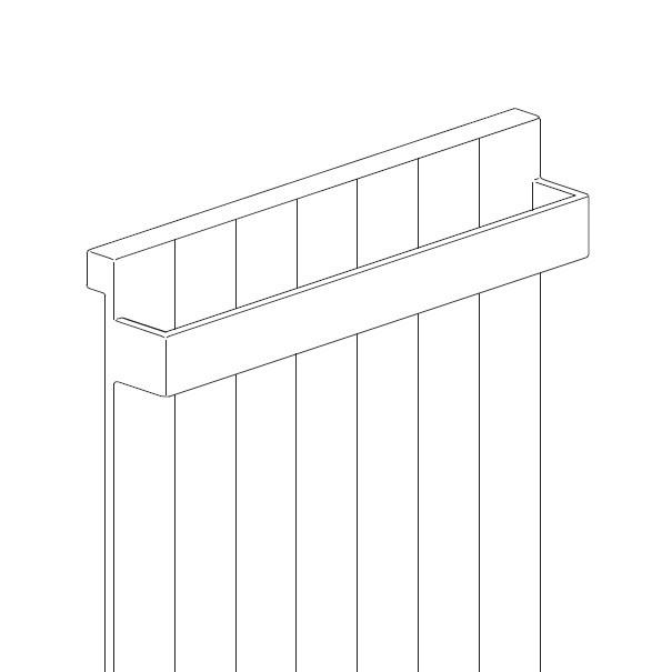 arbonia mehrpreis f r heizwand hwm16hb w. Black Bedroom Furniture Sets. Home Design Ideas