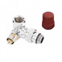 Danfoss Thermostatventil RA-NCX 15 1/2'' WE rechts 013G4239