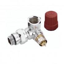 Danfoss Thermostatventil RA-NCX 15 1/2'' WE links 013G4240