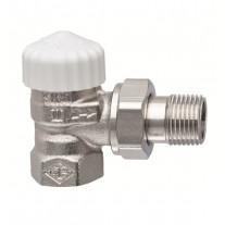 Heimeier Thermostatventil V-exact Eckform 3/8'' #371101000