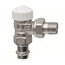 Heimeier Thermostatventil V-exact Eckform 1/2'' Viega 371715000