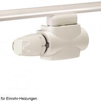 Heimeier Multilux 4 - Set weiß Einrohr 9690-42.000