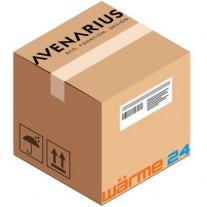 Avenarius Kunststoff-Ersatzflasche 250 ml für Seifenspender 1001392900