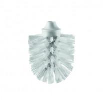 Avenarius WC-Bürstenkopf 65 mm, weiß 1002565030