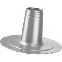 Bosch Flachdachflansch, 0 Grad, d:125, L: 250mm 7738112508