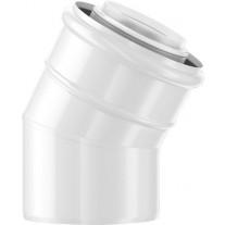 Bosch Luft-/Abgasbogen 30 Grad, d:60/100mm 7738112528
