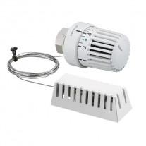 Oventrop Thermostatkopf Uni LH weiß, Fernfühler 5m 1011666