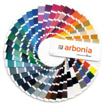Arbonia Sonderfarbe für Bank-Radiator 6-Säuler H: 27 L: 250 cm