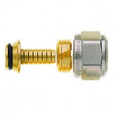 Heimeier Klemmverschraubung für Kunststoffrohr 17x2mm 1311-17.351