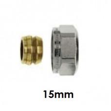 Heimeier Klemmverschraubung M24 x 15mm IG 380015351