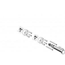 Ideal Standard 3-Loch Verlängerung 40mm, A961461AA