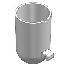 Avenarius Ersatzbehälter für Bürstengarnitur 1002254905