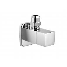 Avenarius Design-Eckventil 1/2'' eckig mit Längenausgleich DN 15 9006985010