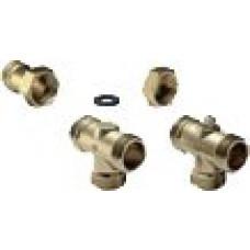 Bosch Montageset für Durchlauferhitzer, Aufputz 7736504298