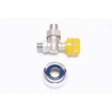 Bosch Gashahn R 1/2 mit TAE, Eckform 7738112220