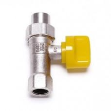 Bosch Gashahn R 1/2 mit TAE, Durchgangsform 7738112222