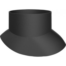 Bosch Adapter Klöber-Dachpfanne, schwarz, d:125 # 7738112516