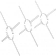 Bosch 3 Abstandshalter, d: 80mm 7738112597
