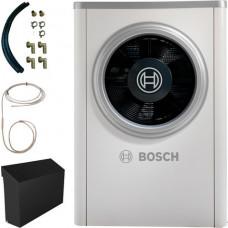 Bosch Hybrid-Wärmepumpe GCH7000iF AW 7 O mit Installationspaket 7739619362