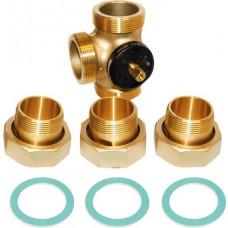 Bosch 3-Wege-Mischventil DN40 Kvs=45, 2'' 8738208639