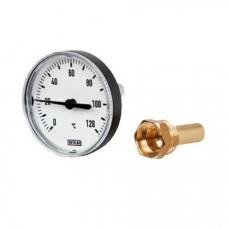 Buderus Bi-Metall-Zeigerthermometer 0-120C 81171504