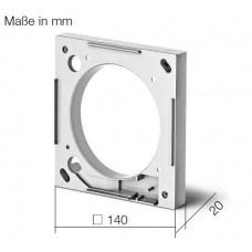 Helios Montageflansch MF 100 zu M1-100 # 6188