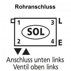 Kermi Anschlussbild SOL - unten links KERMSOL