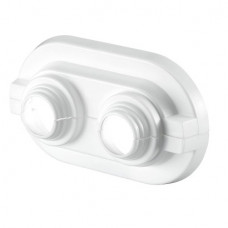 Oventrop Abdeckrosette aus Kunststoff 14-20mm 1016684