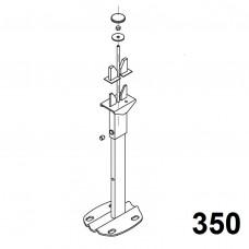 Kermi Universalkonsole Konvektor Fertigboden ZB00180001