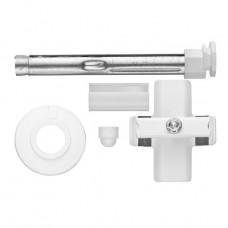 Kermi Aufbausortiment Bohrkonsolen-Set für Decor bis 1050mm ZB02740001