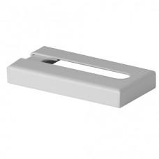 Kermi Abdeckrosette für Standkonsole 60x10mm Metall Rohboden ZB03110001