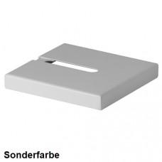 Kermi Abdeckrosette in Sonderfabe für Standkonsole 60x10mm Metall Fertigboden ZB0312