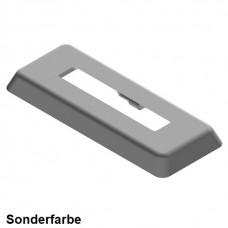 Kermi Abdeckrosette in Sonderfarbe für Standkonsole 60x10mm Kunststoff Rohboden ZB0373