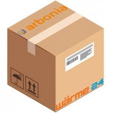 Arbonia Befestigungs-Set, weiß ZM00290001